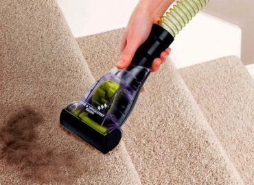 Limpieza de escaleras