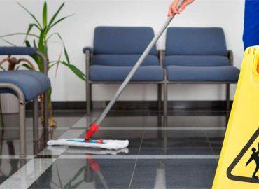 Limpieza espacios comunes
